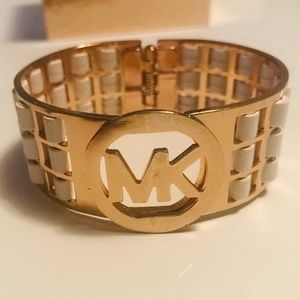 Michael Kors cuff bracelet